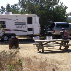 Camping San Simeon State Park Washburn Campground