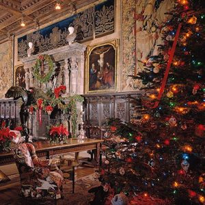 Holiday Tours at Hearst Castle