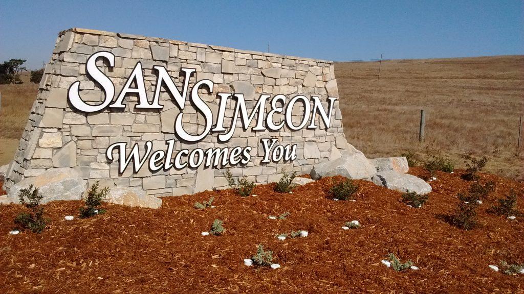 San Simeon Welcomes You