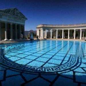 Hearst Castle Pool