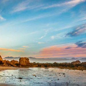 San Simeon Coastline