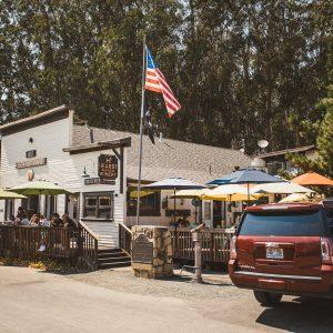 Sebastian's General Store in San Simeon, CA