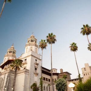 Hearst Castle Lauren Ralston