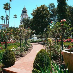 Hearst Castle Grounds Lauren Ralston