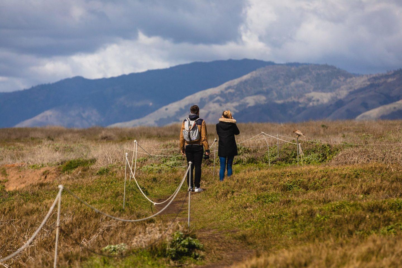 Hiking San Simeon Lauren Ralston