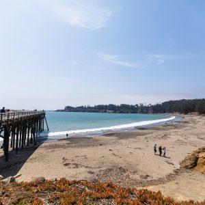 Hearst Beach San Simeon