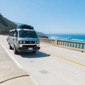 San Simeon Road Trip